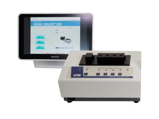 血小板凝集能測定装置 ヘマトレーサー904