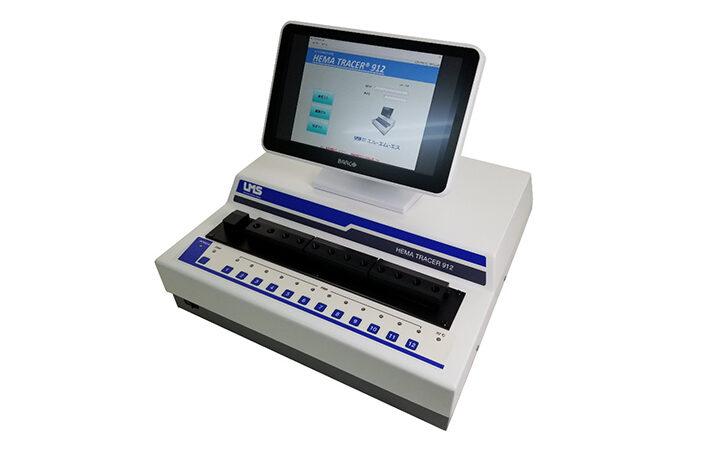 血小板凝集能測定装置 ヘマトレーサー912
